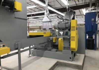 Industrial Shredder 30 500CX 100 Hp. Industrial Cross Cut Shredder 1