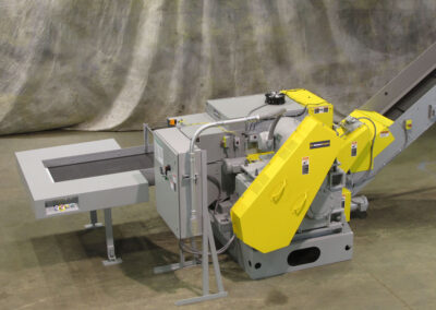 Industrial Shredder Allegheny 1000 Series Industrial Shredder 2