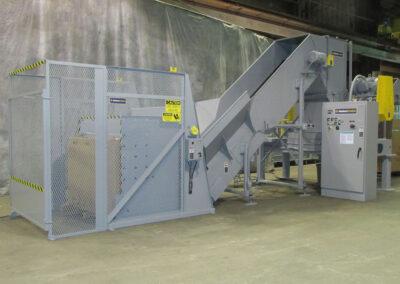 Pierce And Tear Industrial Shredder Allegheny Particle Cut Industrial Shredder 1