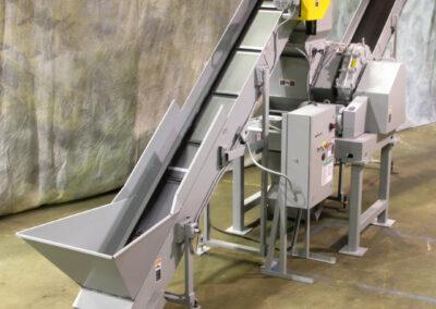 Pierce And Tear Industrial Shredder Allegheny Particle Cut Industrial Shredder 2