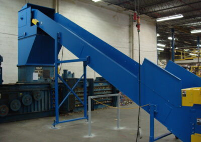 Belt Conveyor Allegheny Shredders Conveyor 2
