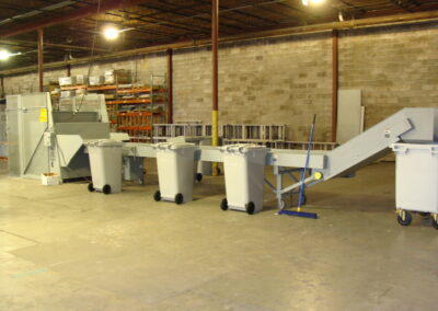 Belt Conveyor Allegheny Shredders Conveyor 4