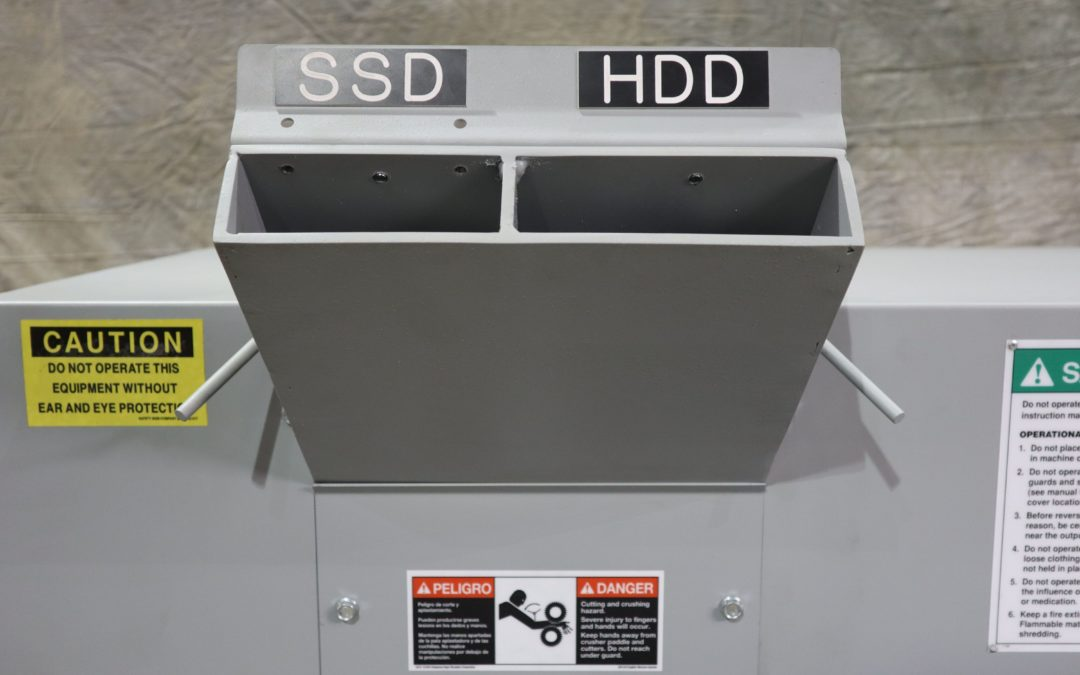 SSD Shredder