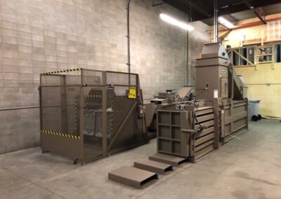 Industrial Shredder Allegheny Industrial Shredder And Baler 5