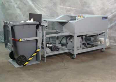 Industrial Shredders Allegheny 16 Series Shedder 4
