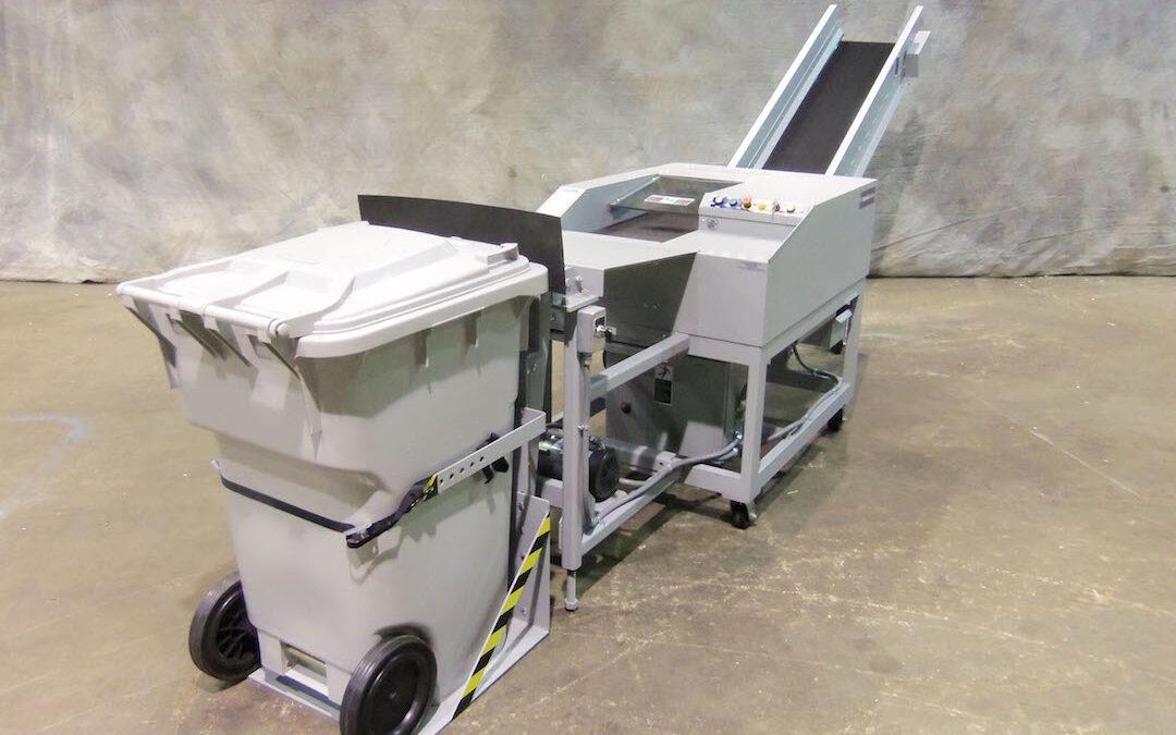 Industrial Shredders Allegheny 16 Series Shredder
