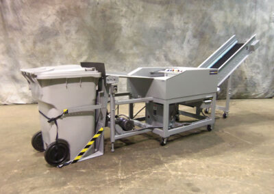 Industrial Shredders Allegheny 16 Series Shredder 2