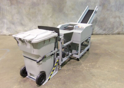 Industrial Shredders Allegheny 16 Series Shredder